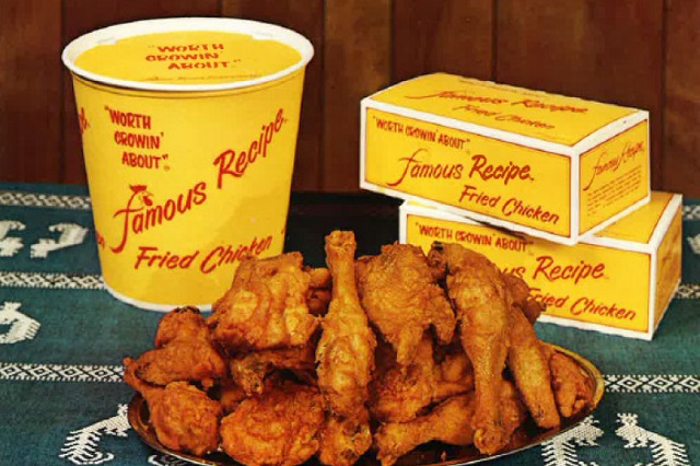 The History of Lee's Famous Recipe Chicken